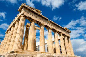 grecka budowla